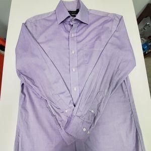 Purple Ralph Lauren Dress Shirt